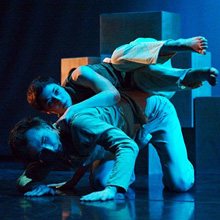 Aequus, koreograf Jean Abreau, izvodi: Jean Abreu Company, Engleska