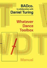 Whatever Dance Toolbox manual