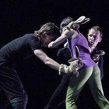 Cie Gilles Jobin - Genève, Black Swan, kor. Gilles Jobin