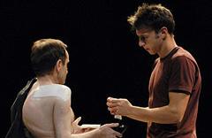 Boléro Variations, koncept i koreografija: Raimund Hoghe