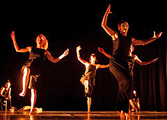 Sudio za suvremeni ples u koprodukciji sa Scenom Gorica: Duh (sklon promijeni), autorica Maja Drobac
