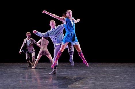 Thomas Noon Dance: Glitch, kor. Thomas Noon