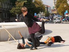 Improspekcije, Međunarodni susreti plesno-likovno-glazbeno-dramske improvizacije