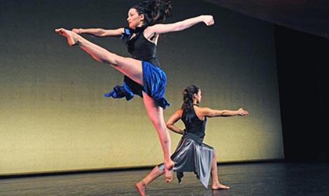 Just Water, koreografkinja Shobane Jeyasingh