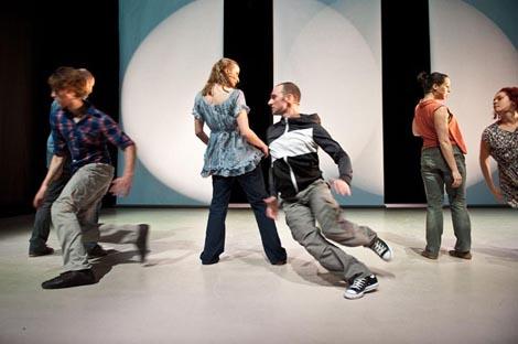Protein Dance Company, LOL (lots of love), kor. Luca Silvestrini