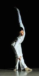 Taste of the Lost Moment, koreograf Leo Mujić; izvodi Leo Mujić