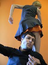 Passacaglia, koreograf Leo Mujić; izvode Leo Mujić i Ilja Louwen