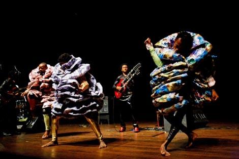 Faustin Linyekula / Studios Kabako, more, more, more... future