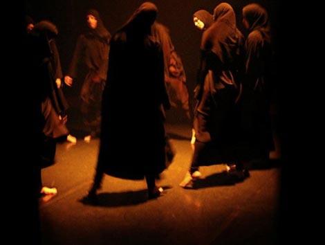 Mourning, koreografi Muhanad Rasheed