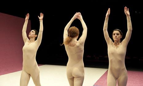 Studio za suvremeni ples, Nastup, kor. Matija Ferlin, foto: Danko Stjepanović