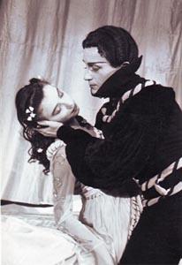 Nenad Lhotka i Ana Roje u baletu Romeo i Julija