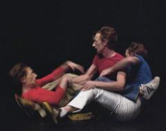 Les inconsolés (Neutješni), koncept Alain Buffard
