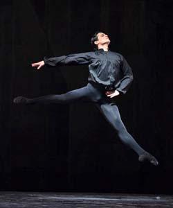 George Stanciu; HNK u Zagrebu: George Balanchine – Hans van Manen – Derek Deane, Večer tri baleta, Pet tanga, kor. Hans van Manen, foto: © Novković