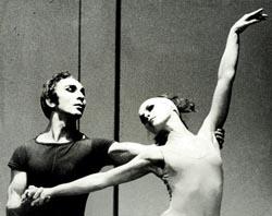 Petar i Ljubinka Dobrijević, Baudelaire, Grenobl, 1968.