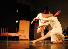 Pjesma nad pjesmama, koreograf Staša Zurovac