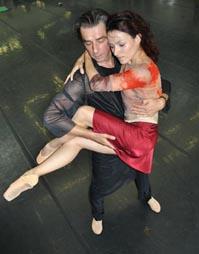 kret ….na muziku Bizeta, kor. Ljiljana Gvozdenović,, foto: D. Yastrebov