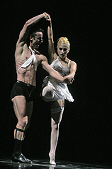 Balet HNK Ivana pl. Zajca Rijeka (u koprodukciji s Muzičkim biennalom Zagreb): Berislav Šipuš – Staša Zurovac – Franz Kafka, Proces, kor. i red. Staša Zurovac