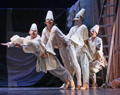 HNK u Splitu: Igor Stravinski, Pulcinella. kor. Nils Christe