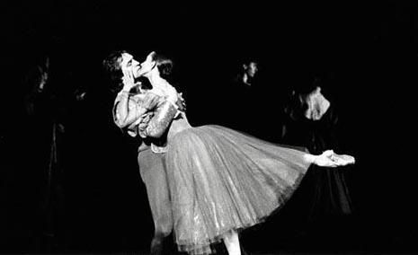 Boljšoj balet, Sergej Prokofjev, Romeo i Julija, kor. Jurij Grigorovič, fotografija s gostovanja u Londonu 1989.