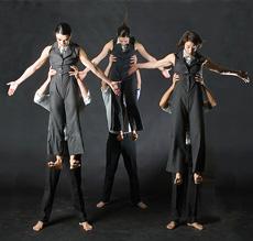 Transit Dansa: El salto de Nijinski, kor. Maria Rovira