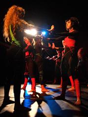 Zadarski plesni ansambl: Show Show Show, kor. Stošija Zrinski