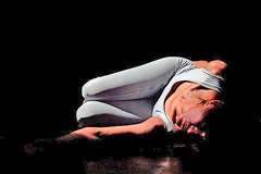 llinkt! plesni projekt: Skica za pokret, autorica i izvođačica Ljiljana Zagorac