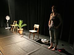 SOLO., autorica i izvođačica Sonja Pregrad, foto: Nives Sertić