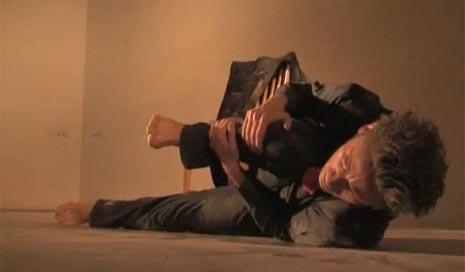 Solo za tri vizije – Petera Handkea, Samuela Becketta & Virginie Woolf. kor. Miloš Sofrenović