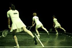 Plesni centar Tala, Zagreb: Supersomething, kor. Larisa Lipovac, Roberta Milevoj, Andrea Gotovina, Damir Klemenić
