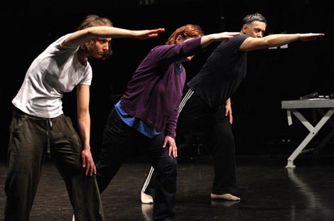 Tehnika, autorica Irma Omerzo (produkcija Marmot i Hrvatski institut za pokret i ples)