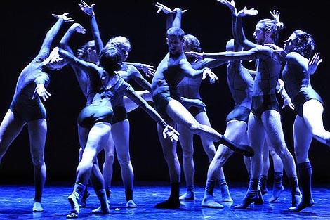 Izraelska opera i Suzanne Dellal Centar, The Project, kor. Jacopo Godani, Yoram Kami, Marco Goecke