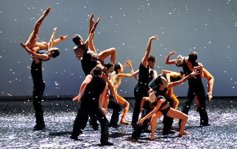 Balet HNK u Zagrebu: Tišina mog šuma, kor. i red. Leo Mujić, foto: © Ines Novković