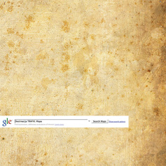 Destinacija TRAFIK: Mapa, urednica Iva Nerina Sibila
