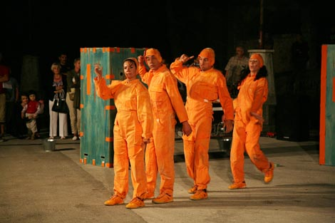 Nats Nus Dansa, Španjolska: Tras Tos, kor. Emilio Gutiérrez