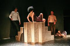 Teatar &TD (u koprodukciji s MBZ): Natalija Manojlović i Goran Tudor, Vodoinstalater, kor. Natalija Manojlović