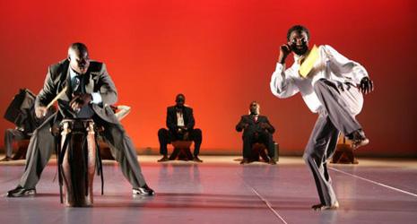 Jant-Bi/Ecole de Sables, Senegal: Waxtaan, kor. Germaine Acogny, Patrick Acogny