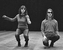 Istarsko narodno kazalište – Gradsko kazalište Pula: The Most Together We´ve Ever Been / Zajedno², kor. Matija Ferlin i Ame Henderson