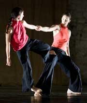 Zadar snova 08: Zadarski plesni ansambl; Medium Lade Petrovski i Martine Nevistić